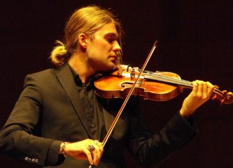 david garrett facts