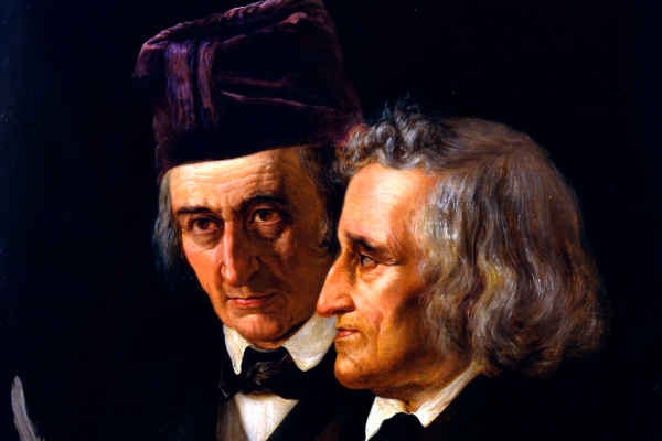 brothers grimm famous fairy tales German