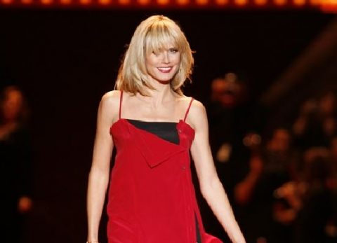 heidi klum facts runway