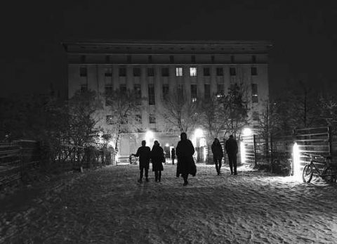 how to get into berghain