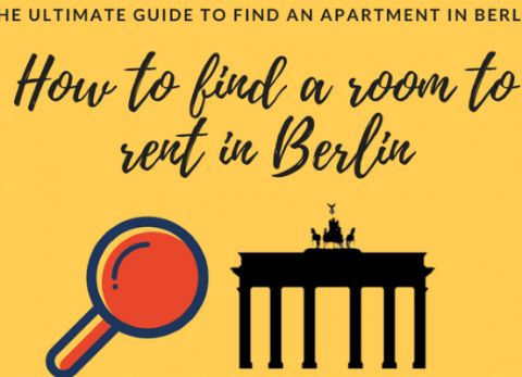 finding a room for rent in berlin. finding apartment in berlin.