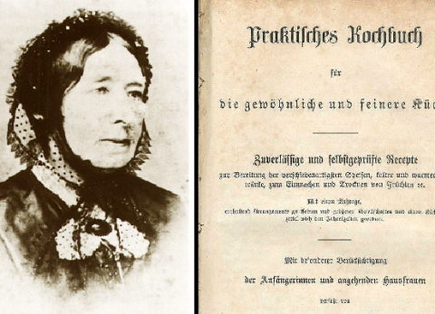 henriette davidis german chefs female women in food business