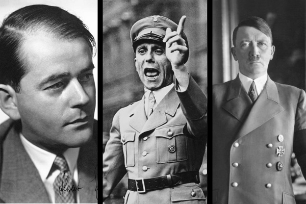 famous politicians of nazi germany