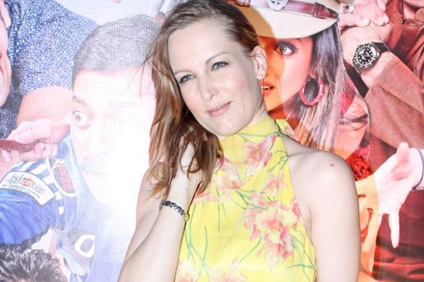 Suzanne Bernert Sonia Ghandi german bollywood actress the accidental prime minister