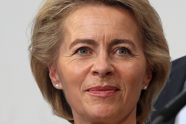 ursula von der leyen german politician eu female facts