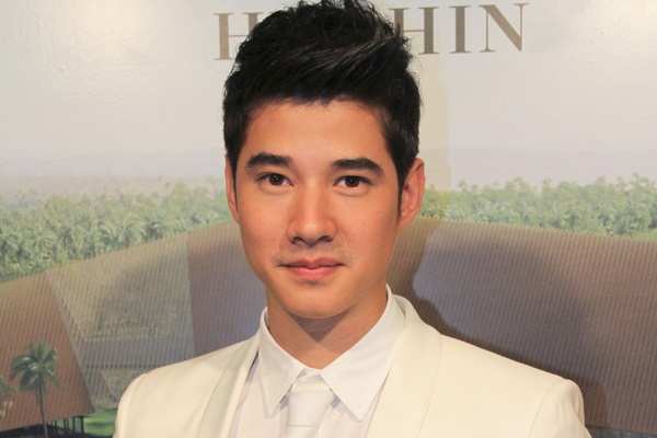 famous thai people actor mario maurer