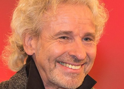 thomas gottschalk german tv presenter